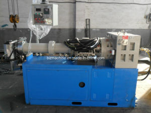 Silicone Rubber Cold Feed Extruder (XJP-90X14D) pictures & photos