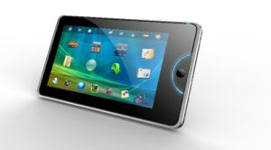 Super Slim 7 Inch Android 2.1 Tablet PC (PC-PK2818-7)