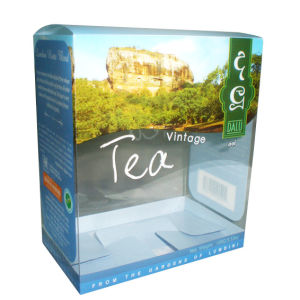 PVC/PP/Pet Packaging Clear Plastic Box pictures & photos