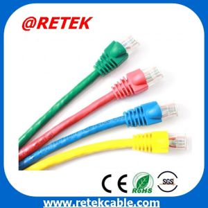 UTP/FTP/SFTP CAT6 RJ45 Patch Cord