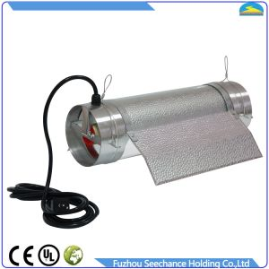Cool Tube 125/150*490mm with Inner Reflector