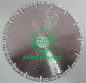 Vacuum Brazed Saw Blade - Tile Saw Blade for Stone Cutting, pictures & photos