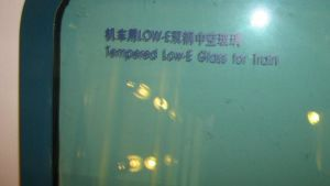 Tempered Glass for Vehicle