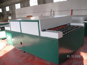 Insulating Glass Hot Roller Press Machine / Single Side Hot Press Machine pictures & photos