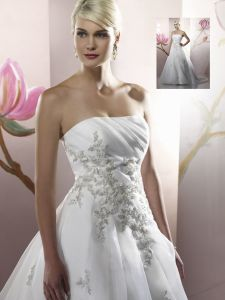 New Wedding Dress, High Quality Bridal Gown (49109)