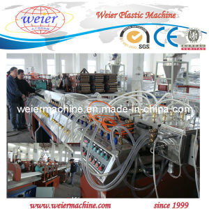 Plastic PVC Water Gutter Extrusion Machinery pictures & photos