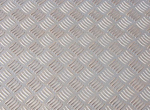Diamond Plate for Deck and Stair Tread Sheet