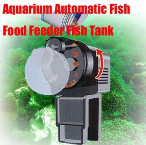 Aquarium Automatic Fish Food Feeder