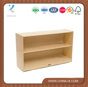 Customized Wooden Storage Cabinet with Casters pictures & photos