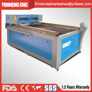 China Metalic Material Laser Cutter pictures & photos