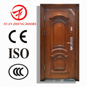 Latest Design Security Steel High Quality Door Made in China pictures & photos