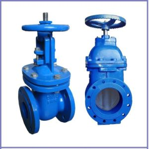 ASTM A351 CF8 Stainless Steel Gate Valve pictures & photos