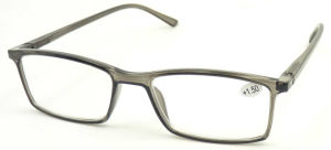 R17039 Square Frame Reading Glasses Mens Style Eyeglass pictures & photos