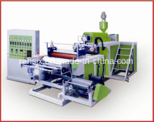 LLDPE Stretch Film Machine with T-Die Extrusion