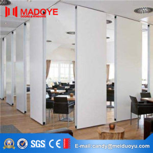 Modern Interior Glass Partition Sliding Door For Office