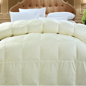 White Hotel Bed Linen for Textile Patchwork Quilt (DPF201618) pictures & photos