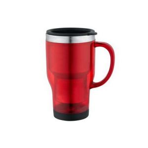 Car Mug Vacuum Flask Thermos Bottle Stainless Steel Flask