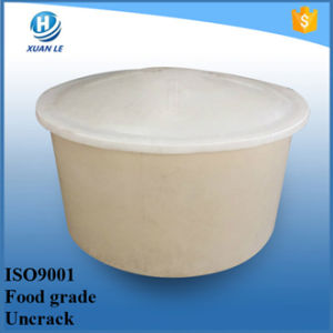 China Cheapest Collapsible Poly Large Plastic Container Round Water