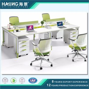 Office Furniture Simple Design Workstation for 4 Seater