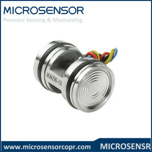 Isolated Differential Pressure Sensor with Optional Connections Mdm290
