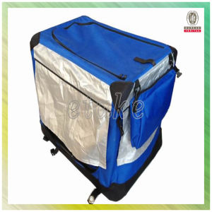 2016 Pet Carrier Bag with Mesh Foldable