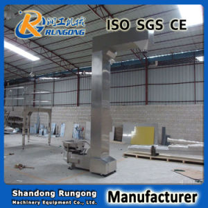 China Vertical Z Type Bucket Elevator for Sunflower Seeds