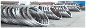 High Quality OEM Steel Forging Rings
