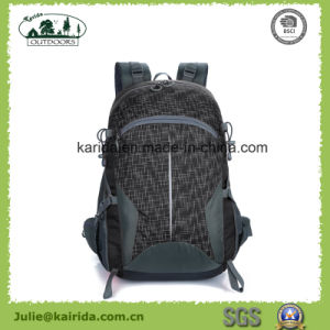 Five Colors Polyester Nylon-Bag Camping Backpack D403 pictures & photos