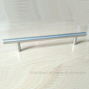 Hollow Stainless Steel Cabinet Handle RS006
