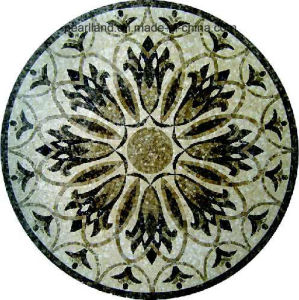 Nice Look Wall Decorative Round Mosaic Pattern Design pictures & photos