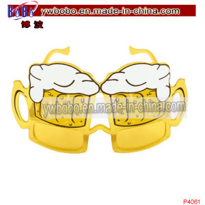 Promotion Items Promotional Gifts Plastic Glasses Hair Decoration (P4065) pictures & photos