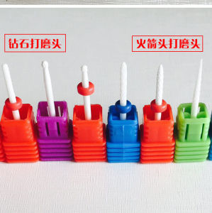 Nail Ceramic Drill Bits Ball Cuticle Clean pictures & photos