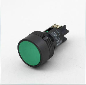 Automatic Reset Jog Start Switch Power Switch Button Xb2-Ea131/Xb2-Ea135 Green Color 22mm pictures & photos