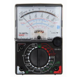 Yx-360trn Analog Multimeter pictures & photos