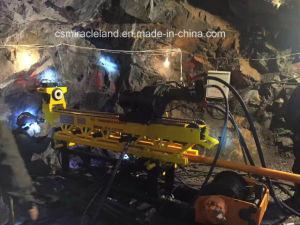 Full Hydraulic Underground Tunnel Mining Drilling Rig pictures & photos