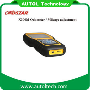 Original Obdii Mileage Adjustment Obdstar X300m Upgrade Online Odometer Adjustment pictures & photos
