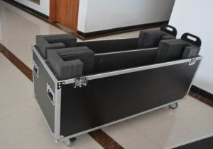 LCD TV Case for Big Size Customized Flight Case