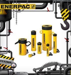 Pr-Series Pow′r-Riser&Reg Lifting Jack 700bar (PRAMA06014L) Original Enerpac pictures & photos