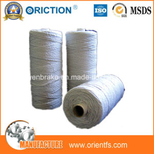 Oriction High Quality Insulation Refractory Ceramic Fiber Yarn pictures & photos