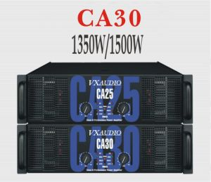 PRO Audio System High Quality 1300W X 2 Power Amplifier (CA30) pictures & photos