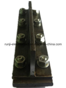 High Quality Elevator Parts T50/a Cold Drawn Guide Rail