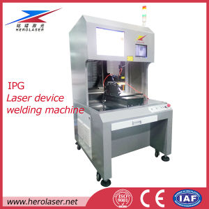 Best Laser System Eyewear Frame Laser Welding Machine with Fiber Laser Source