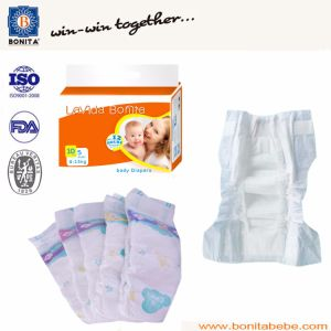 Nonwoven China Manufacturer Disposable Baby Nappy