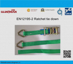 En12195-2 Ratchet Tie Down (TS-L09-06)