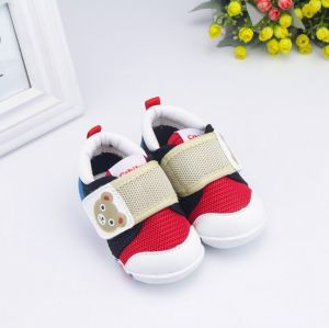Baby Toddler Shoes Children Breathable Mesh Sneakers Kids Sandals (AKBS25) pictures & photos