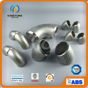 Butt Weld Stainless Steel 45D Elbow with Ce ASTM Wp316/316L Pipe Fitting (KT0121) pictures & photos