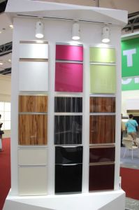 Hot Sale MDF High Gloss UV Board (zh-978) pictures & photos