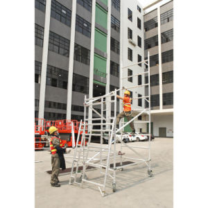 Aluminum Mobile Scaffolding for Sale