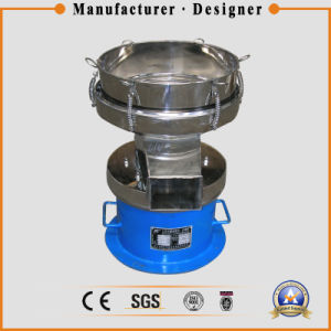 Professional Fine Vibrating Sieve for Powder of Liquid Paint pictures & photos