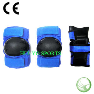 Professional Kid Protective Gears, Kid Protection Pads, Kid Skating Pads, Blue Protective Gears